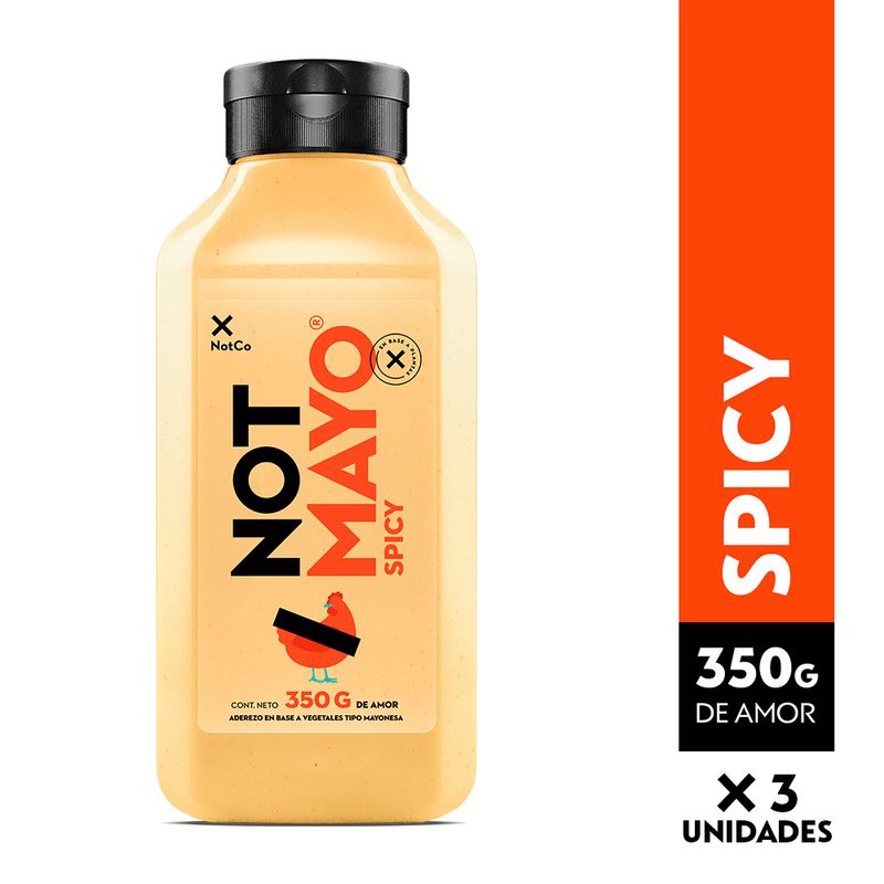 NOTMAYO-SPICY